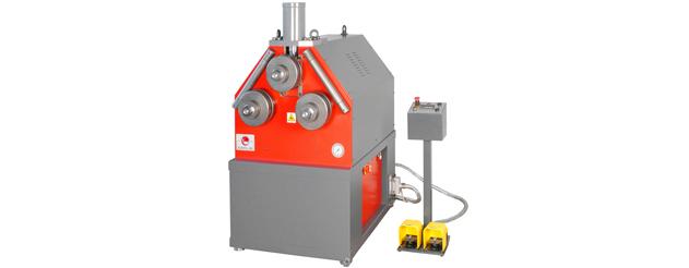 Curvadora hidraulica euring 100