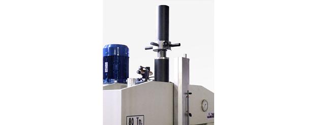 Mechanical regulation of the cylinder (optional)