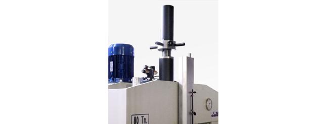 Regulación mecánica del cilindro