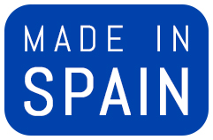 Manufactured in Spain