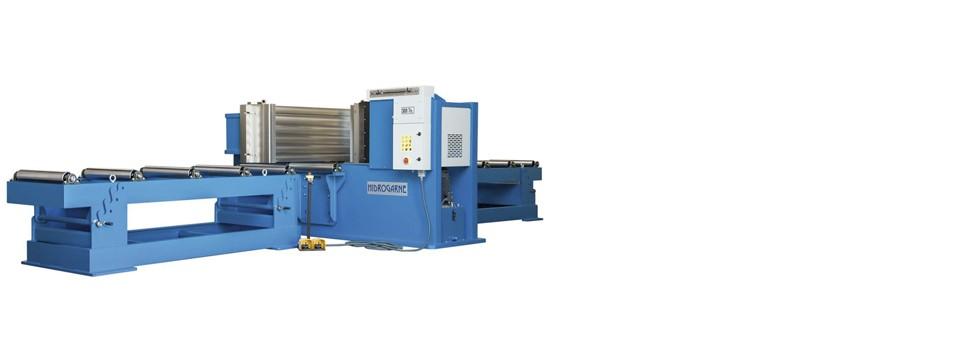 Prensas hidráulicas HV - Hydraulic presses - Presses hydrauliques - Hydraulikpressen