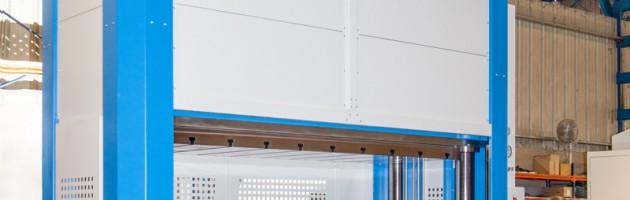 Prensa hidráulica especial HIDROGARNE MV-250E