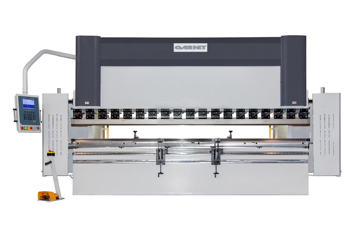 Plegadoras hidráulicas HIDROGARNE modelos EPR CNC