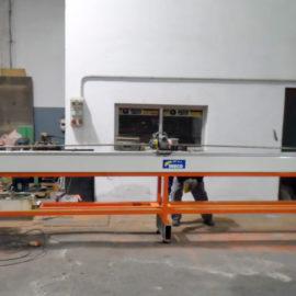 Curvadora de tubos INECO mod. QBMS-5 a 1 eje de ocasión