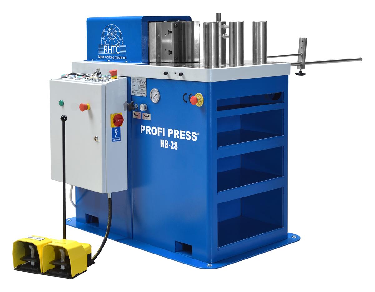 Prensa horizontal de exposición NUEVA A ESTRENAR Profi Press HB-28