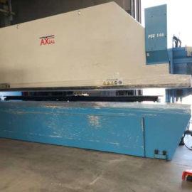 Plegadora sincro-electrónica AXIAL de 4 ejes CNC de ocasión