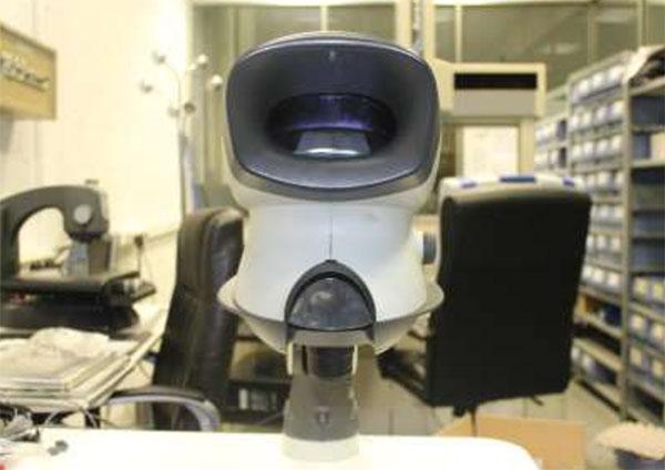 Microscopio aumentador de ocasión