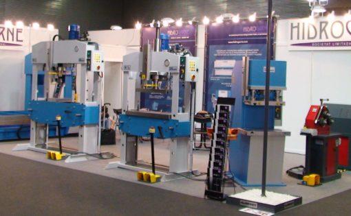 HIDROGARNE in BIEMH 2012 · INTERNATIONAL FAIR OF MACHINE TOOL PLACED IN BILBAO SPAIN