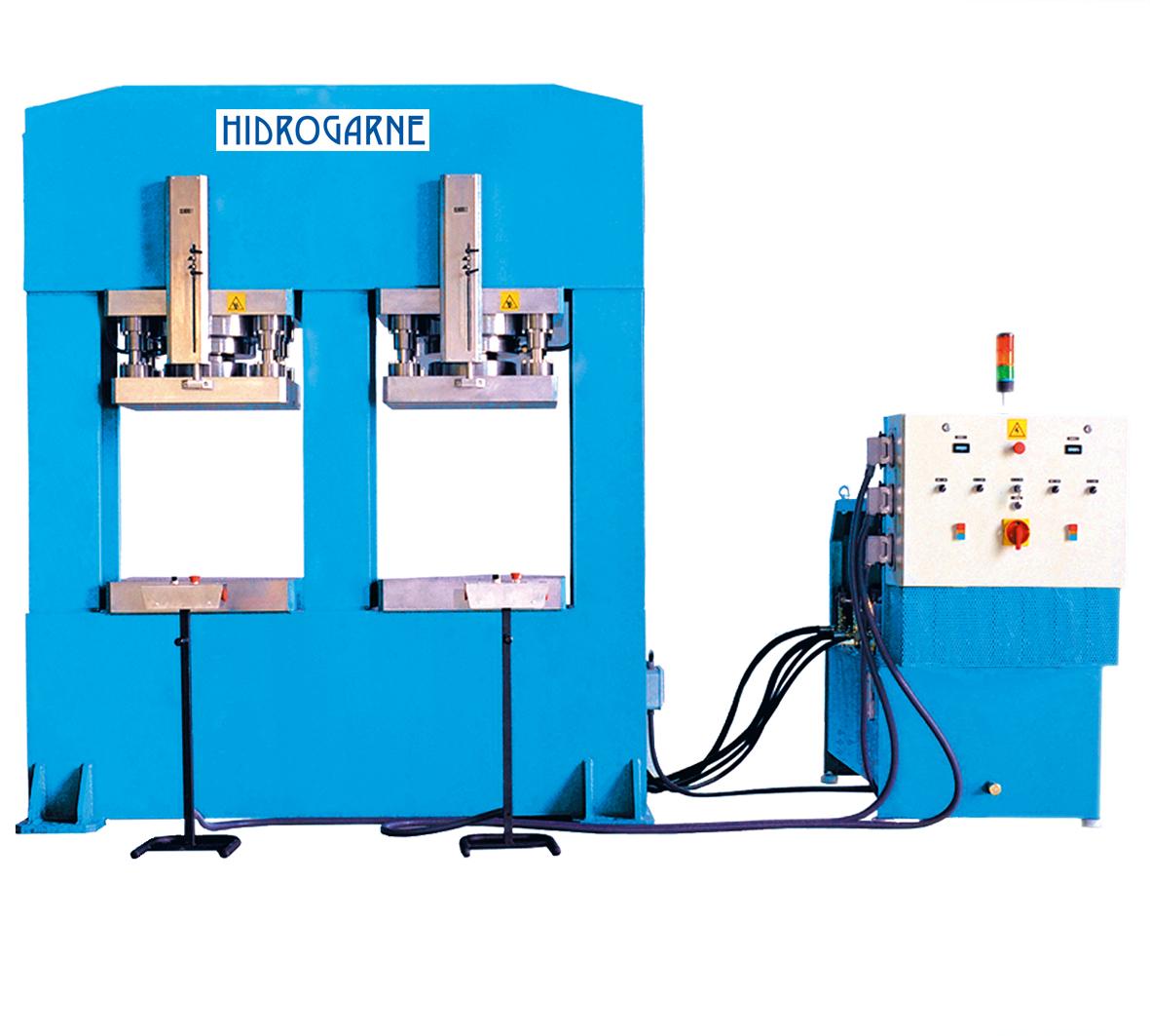 Prensa hidráulica completa FDV-220/2