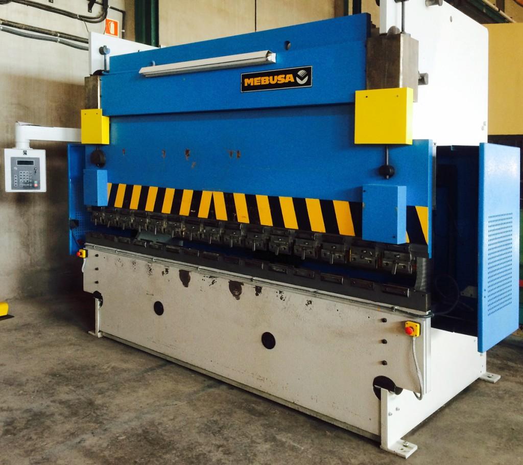 Electronic syncronized press brake MEBUSA PH-90/309Y