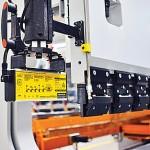Laser Akas de tres puntos configurables, para plegadoras hidráulicas HIDROGARNE EPR