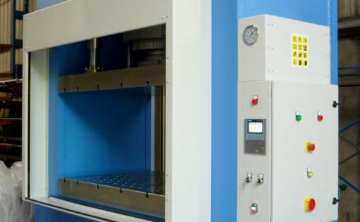 Nueva fabricación especial de la prensa hidráulica RM-500E para estampado, troquelado y embutición