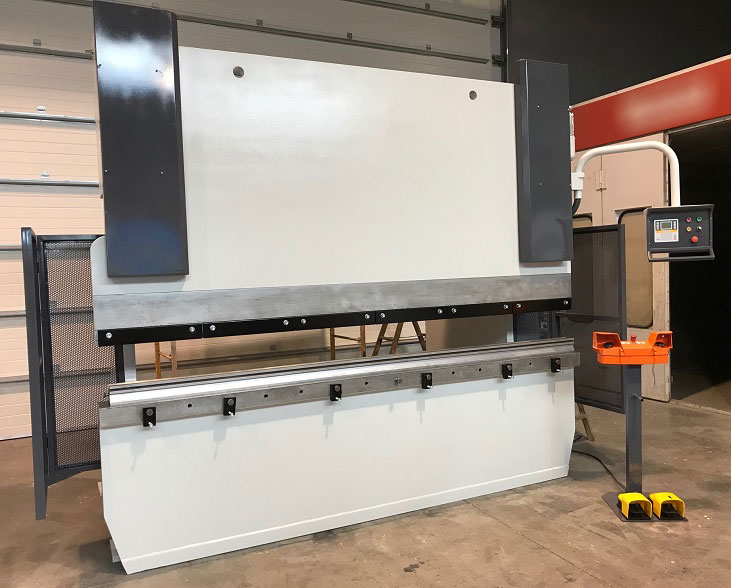 Conventional press brake LOIRE-SAFE