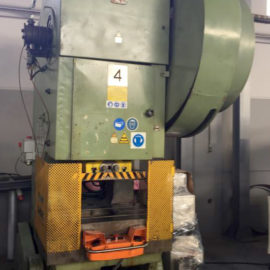 Eccentric press OBEDINENTE