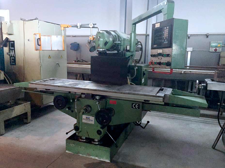 Milling RAM machine MORKAIKO