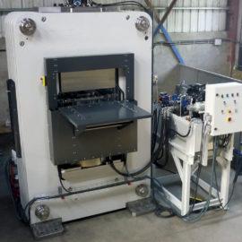 HIDROGARNE En HIDROGARNE fabricamos prensas hidráulicas, cizallas, plegadoras y posicionadores con la máxima calidad.