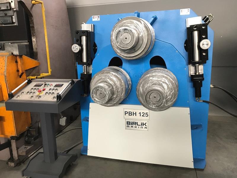 Curvadora universal BIRLIK PHB-125 de ocasión (ref.200)