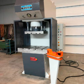 Hydraulic press SAHINLER opportunity