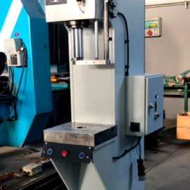 Hydraulic press throat depth LIZUAN 10Tn