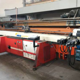 Tube bending machine INECO MASTER-5