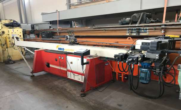 Tube bending machine INECO MASTER-5 (Ref. 272)