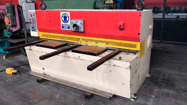 Second hand hydraulic shear CASANOVAS