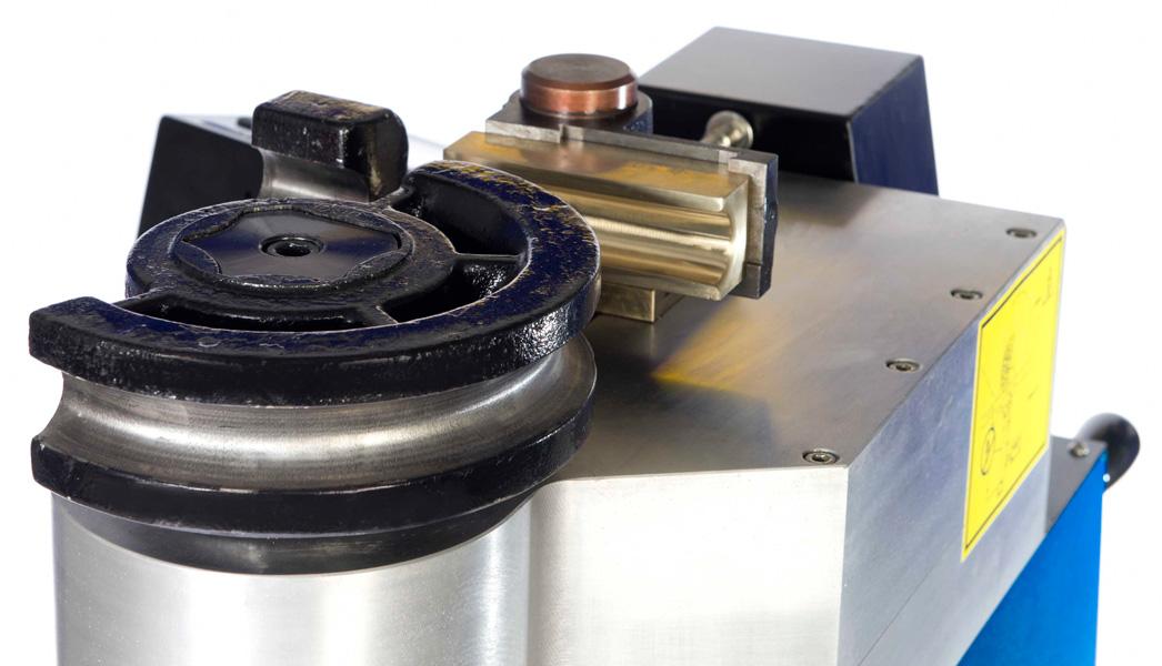 Biegemaschinen Biegekapazität bis 76 mm · QB76-NC