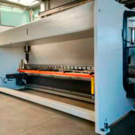 Sincro-electronic press brake CR GOLD
