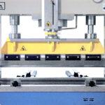 Prensa hidráulica de taller - Equipo de plegado de 1020 mm de longitud (accesorio opcional)