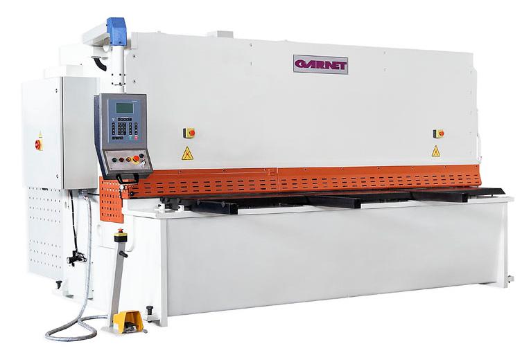 Cizallas hidráulicas GVC-3010 CNC