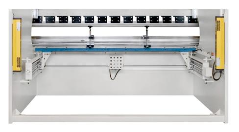 Posterior plegadora hidráulica Modelo EPS CNC