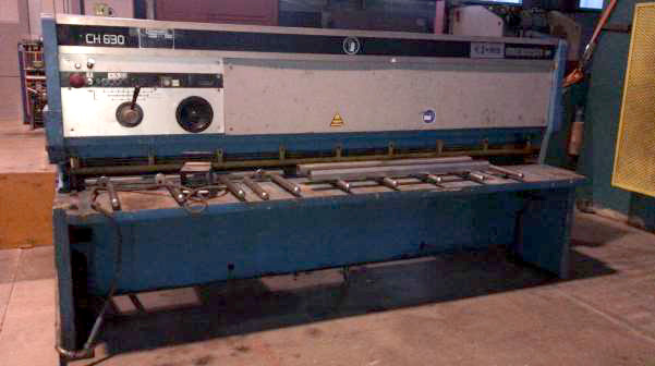 Second hand shear MEBUSA