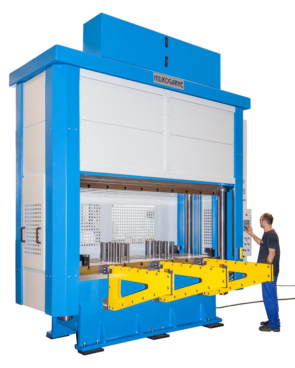 MV-250 E model. Special manufacture