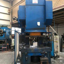 ABM eccentric press -second hand machine-