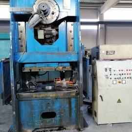 ARRASATE eccentric press -second hand machine-