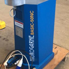Curvadora de radio fijo HIDROGARNE máquina de exposición