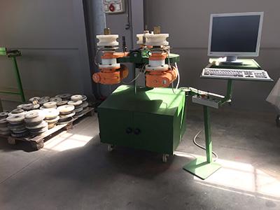 Curvadora de perfiles Arco Modelo MC-2000 CNC
